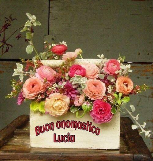 """Link da condividere - """"Buon Onomastico Lucia"""""""