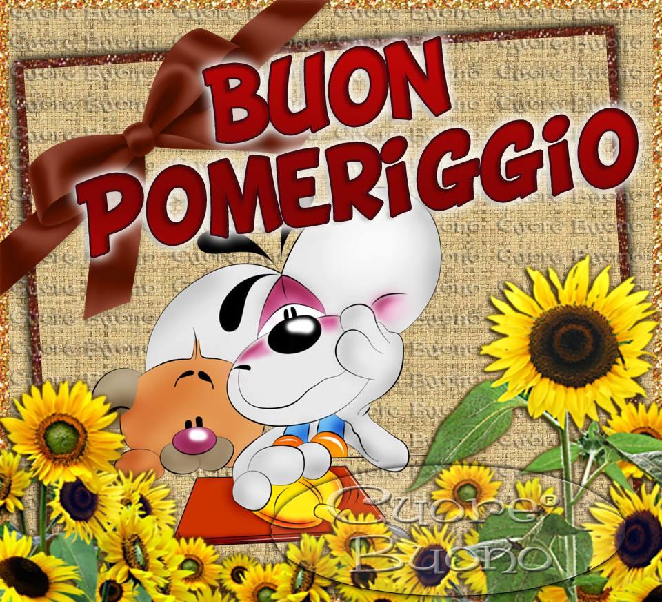 BUON POMERIGGIO - Diddle