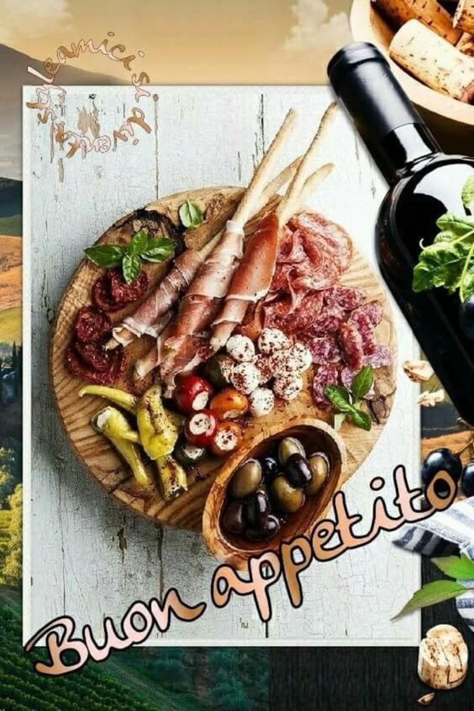 Foto belle per dire Buon Appetito