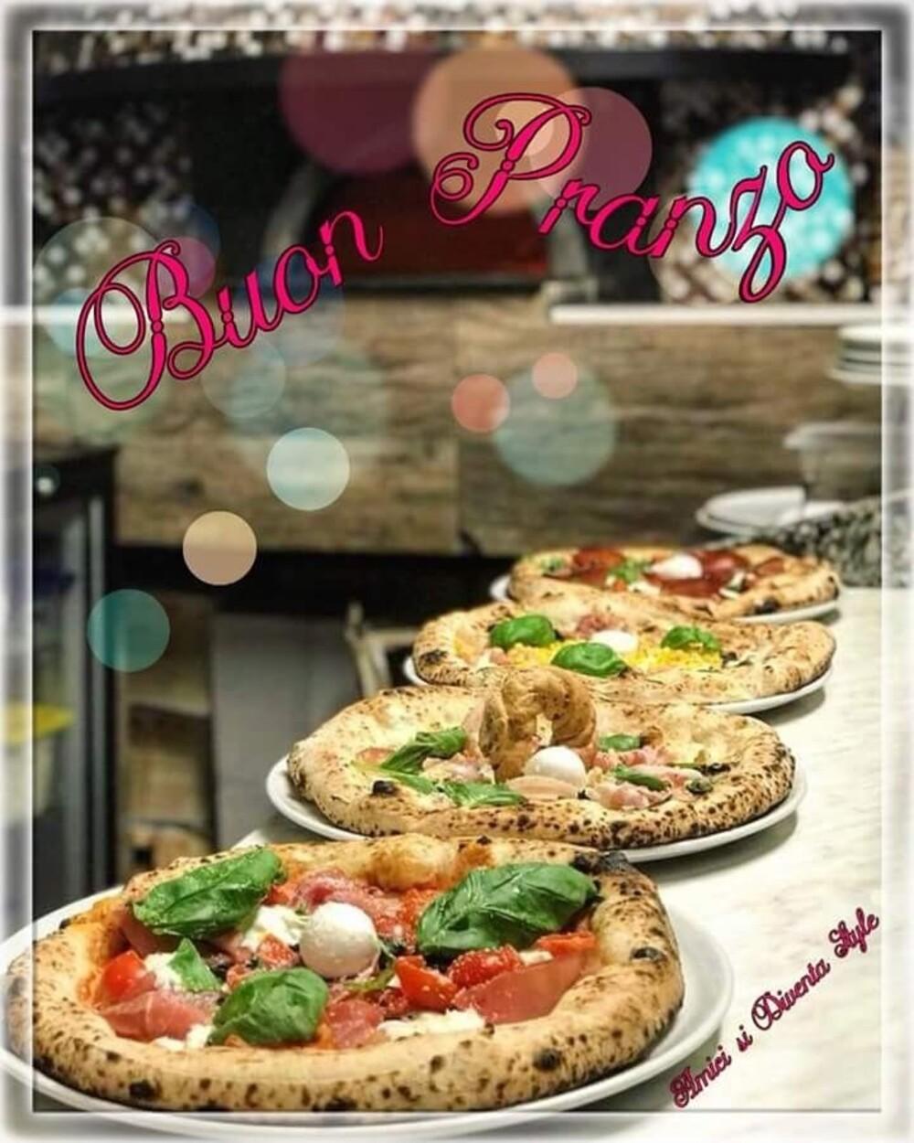 """Pizza - """"Buon Pranzo"""""""