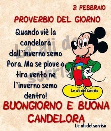 Buona Festa Della Candelora 7 Immagini Di Auguri Bgiorno It