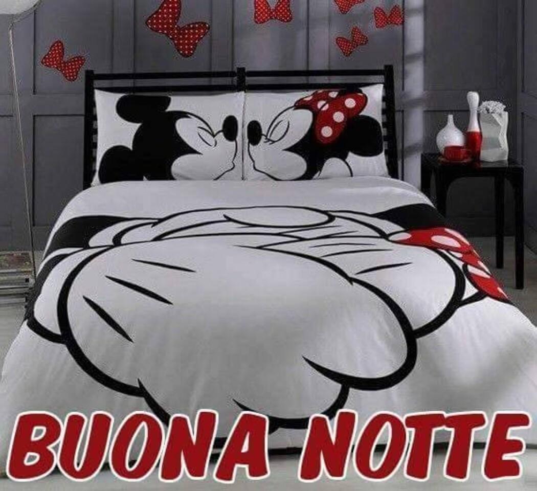 BUONA NOTTE - immagini Disney