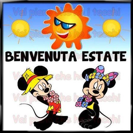 """BENVENUTA ESTATE"""
