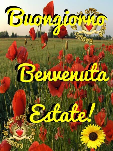 """""""Buongiorno, Benvenuta Estate!"""""""