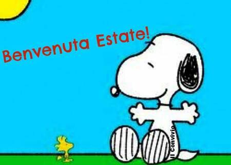 """Benvenuta Estate!"""