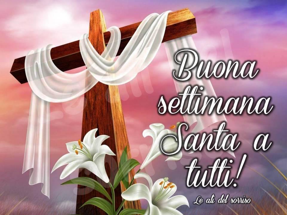 """Le Ali del Sorriso - """"Buona Settimana Santa a tutti !"""""""