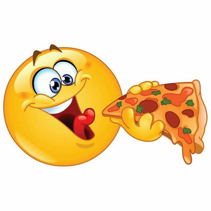 """""""Ho fame"""" - Emoticon Buon Appetito"""
