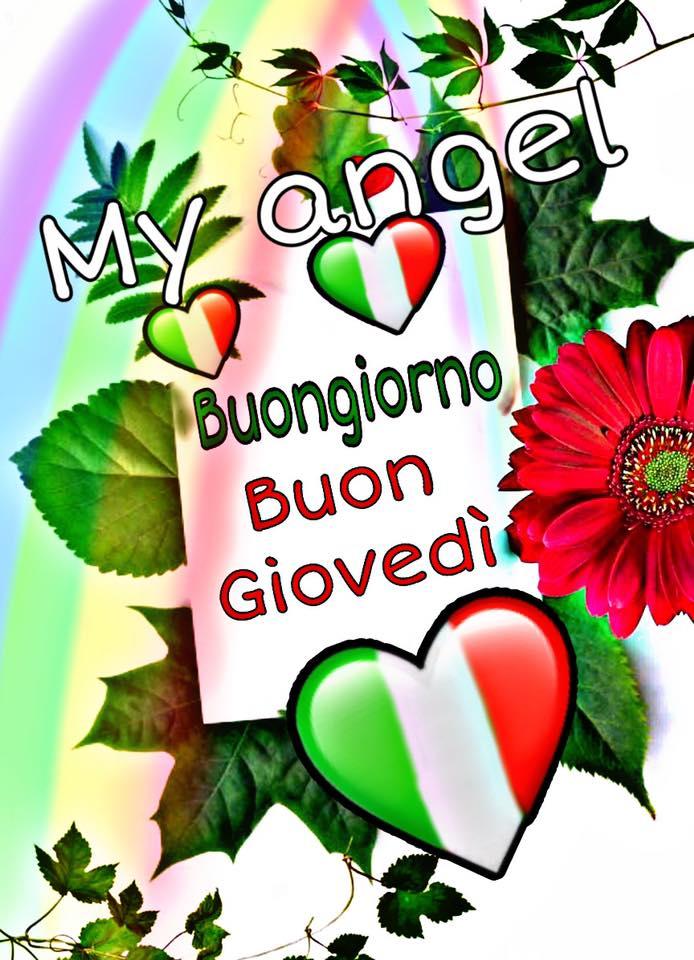 """""""Buon Giorno e Buon Giovedì Italia"""""""