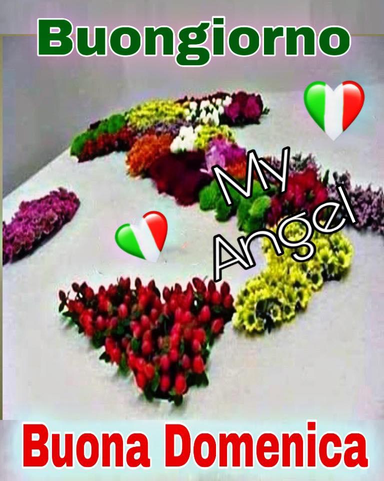 """""""Buongiorno Buona Domenica Italia"""""""