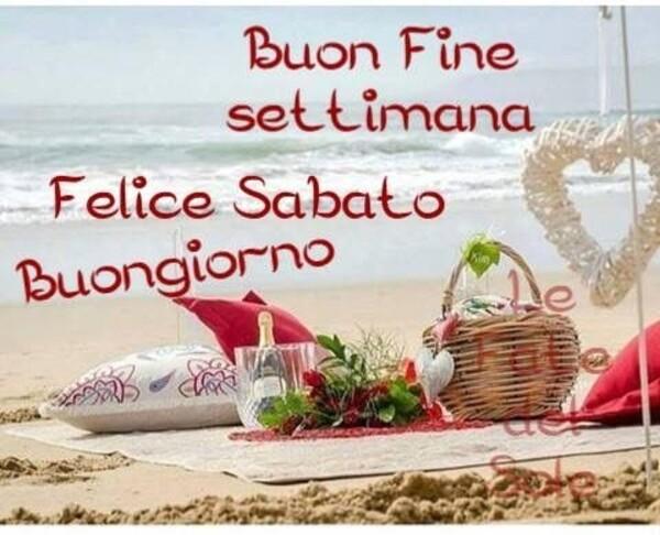 """""""Buon Fine Settimana, Felice Sabato, Buongiorno"""""""
