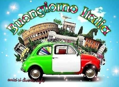 """""""Buongiorno Italia"""""""