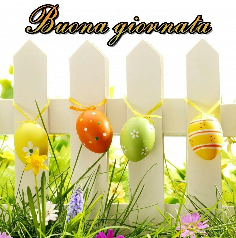 """""""Buona Giornata"""" - Pasqua"""