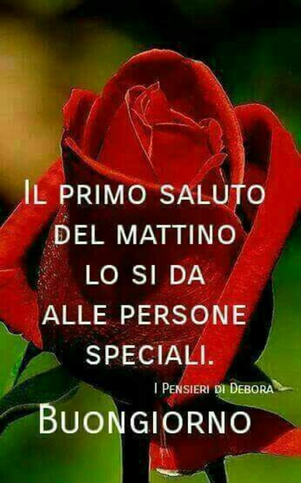 Ben noto Buongiorno Speciale 10 immagini con frasi bellissime - Bgiorno.it SL91