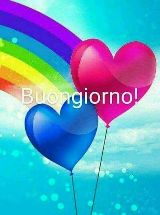 """""""Buongiorno colorato!"""""""