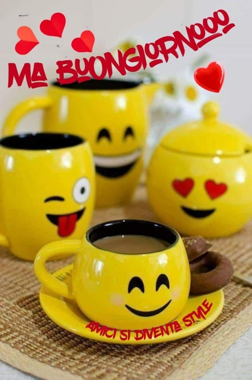 Buongiorno col sorriso
