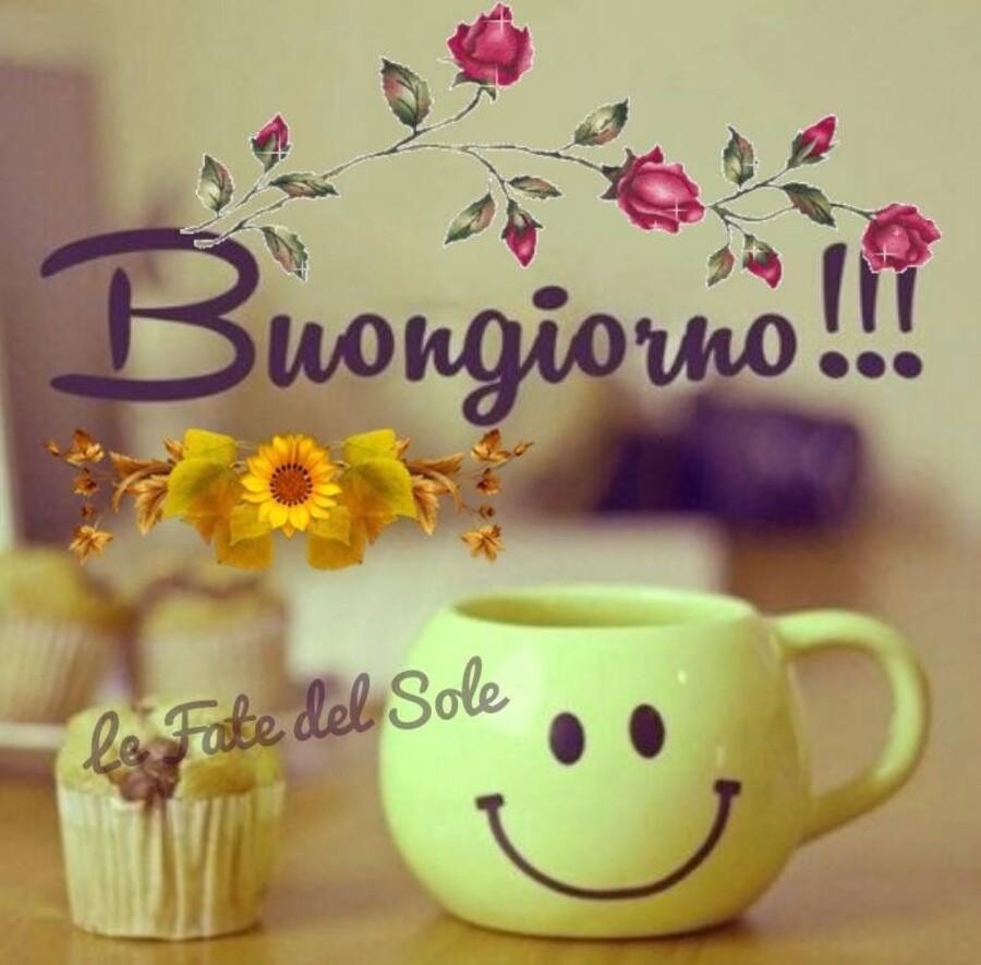 """Le Fate del Sole - """"Buongiorno!!!"""""""