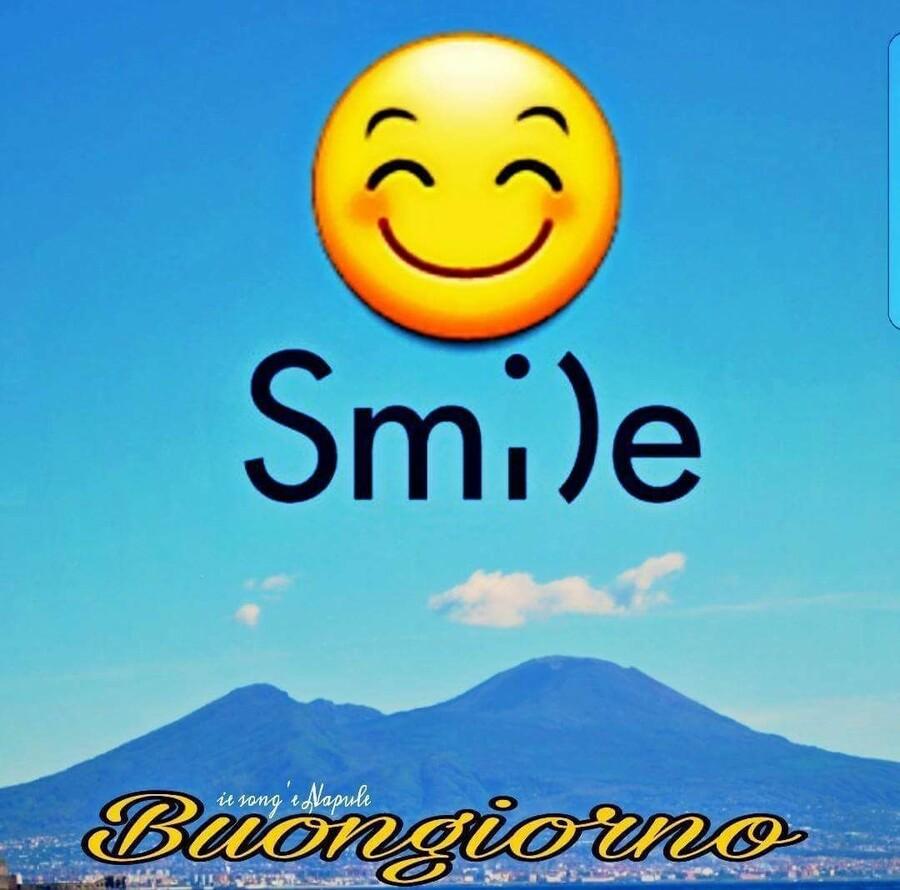 """""""Smile! Buongiorno!"""""""