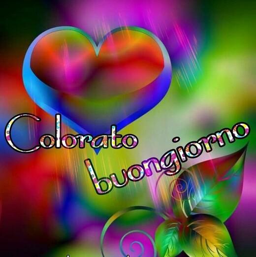 """""""Colorato Buongiorno"""""""