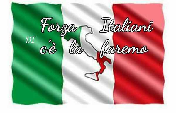 """Citazioni belle - """"Forza italiani! Ce la faremo!"""""""
