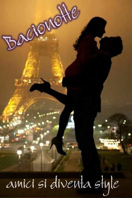 """""""Bacionotte"""" - immagini romantiche da dedicare"""