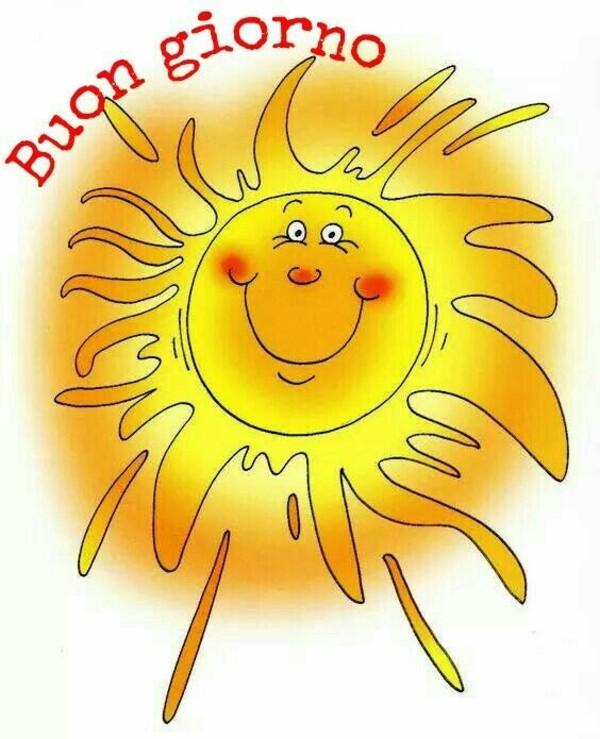 Buongiorno col sole 10 immagini e frasi da mandare - Bgiorno.it