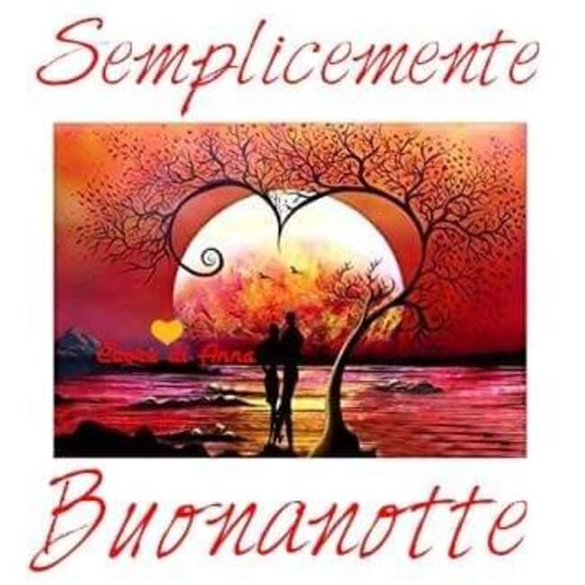 Immagini per la Buonanotte romantiche