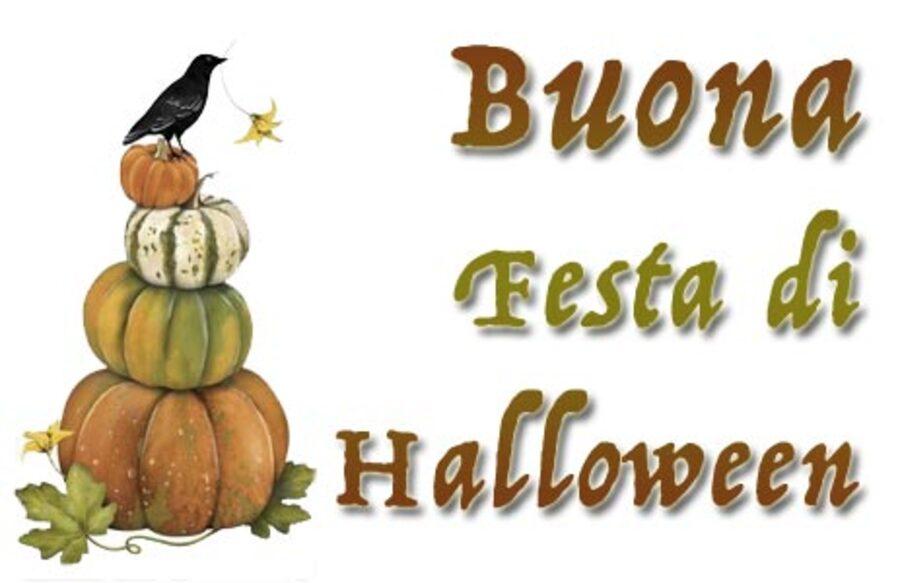 """""""Buona Festa di Halloween"""""""