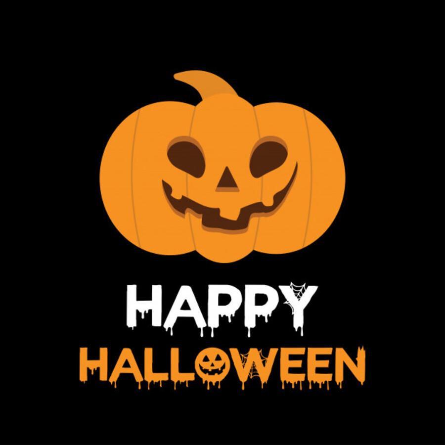 """Happy Halloween"" - cartoline per WhatsApp"