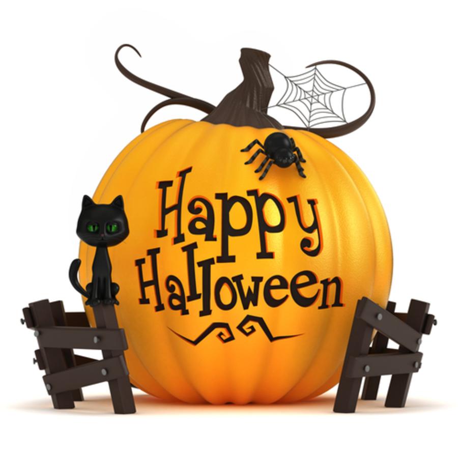 """Happy Halloween"" - Buon Halloween in inglese"