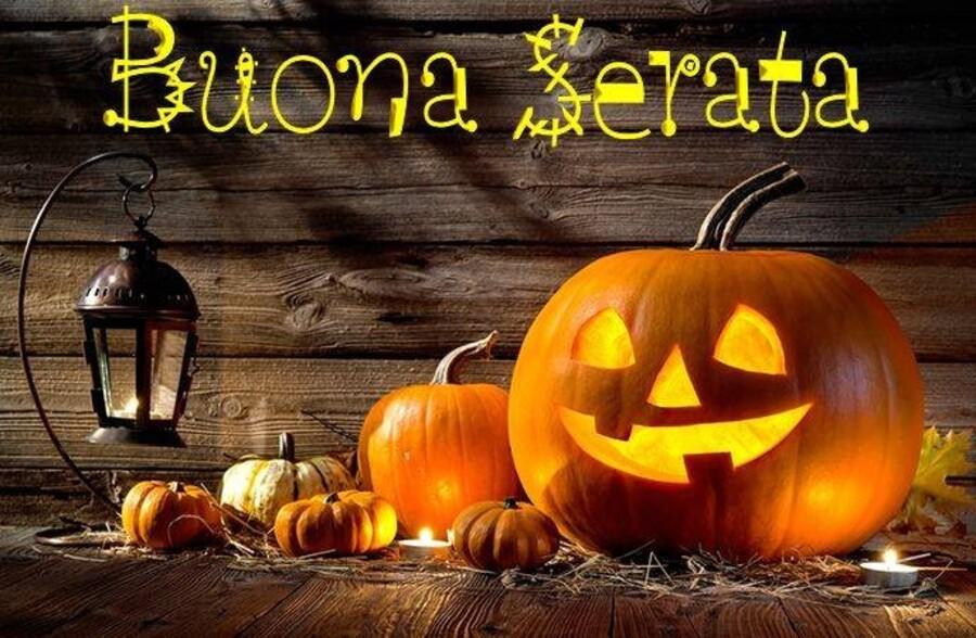 """""""Buona Serata di Halloween"""""""