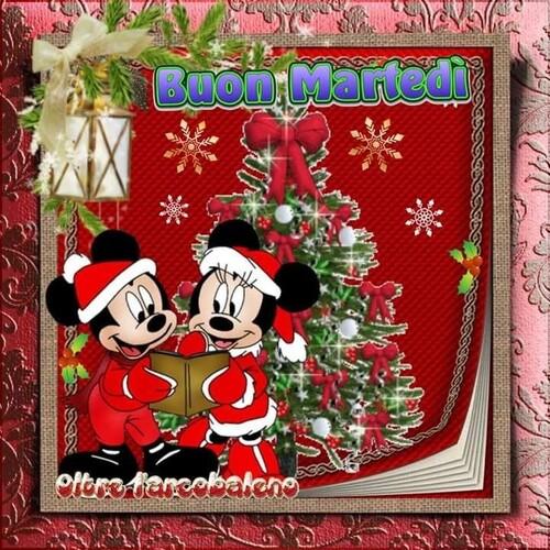 Buon Martedì immagini natalizie