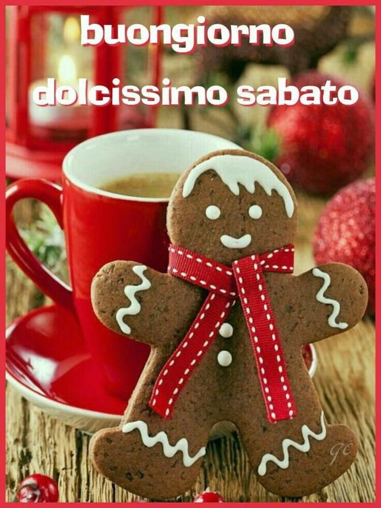 Buon Sabato immagini natalizie