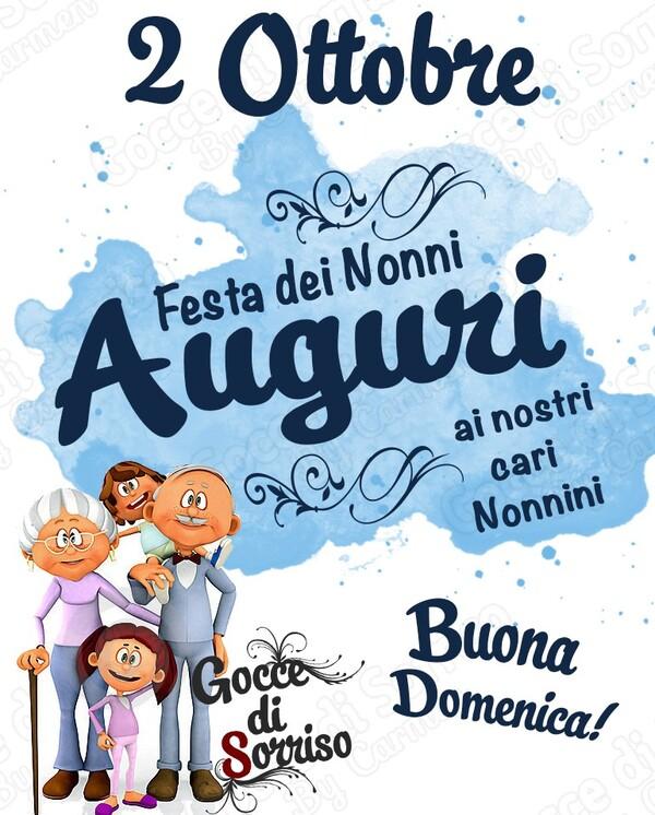 """""""Buona Festa dei Nonni..... Tanti Auguri !"""""""