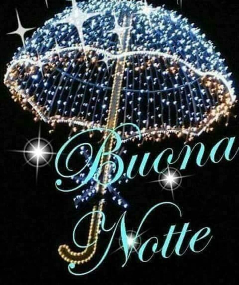 Buona Notte con l'ombrello