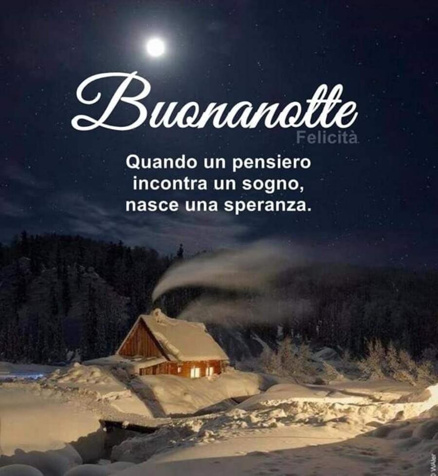 Buonanotte inverno