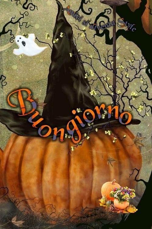 """""""Buongiorno Halloween"""" - Amici si Diventa Style"""