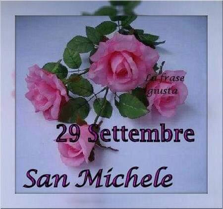 """29 Settembre San Michele"""