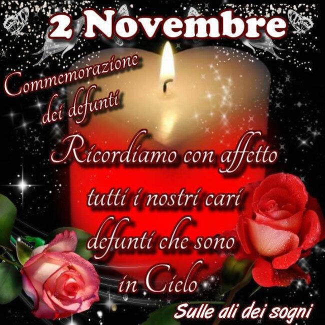 2 Novembre. Commemorazione dei Defunti immagini