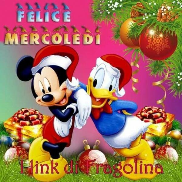 Buon Mercoledì link per Natale