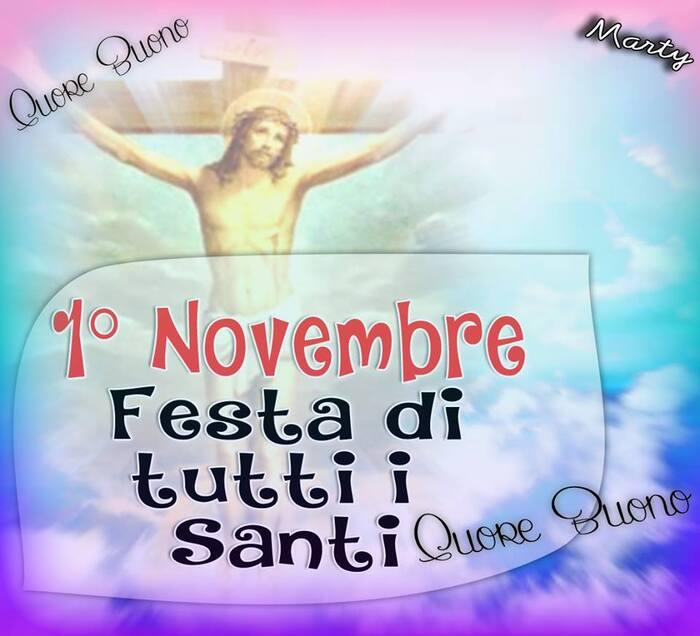 """""""Festa di Tutti i Santi 1° Novembre"""""""