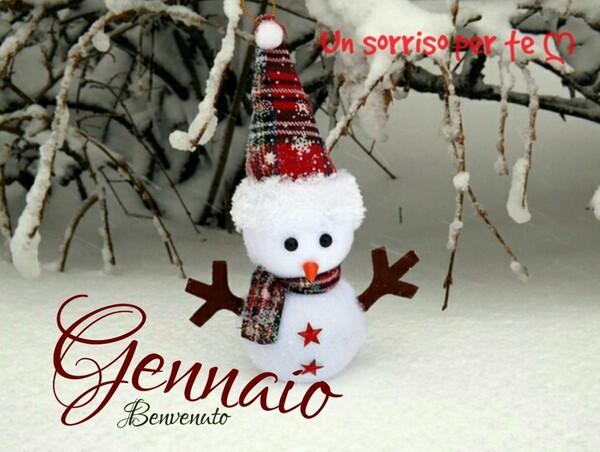 """""""Benvenuto Gennaio"""""""