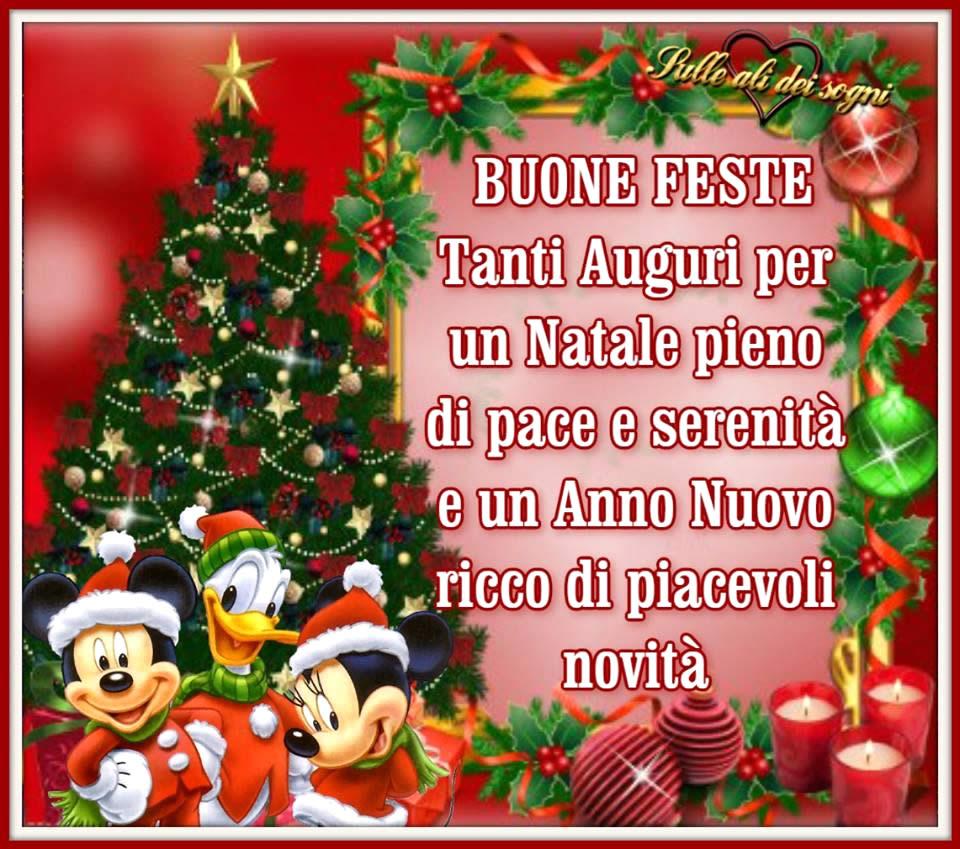"""""""..... Tanti auguri per un Natale pieno di Pace e Serenità e un Anno Nuovo ricco di piacevoli novità."""""""