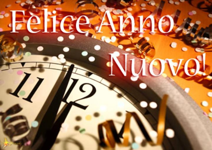 """""""Felice Anno Nuovo!"""" - immagini bellissime da condividere gratis"""