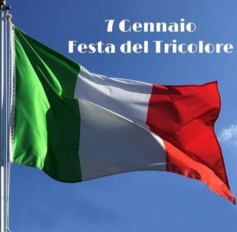 """Giornata Tricolore, 7 Gennaio"""""""