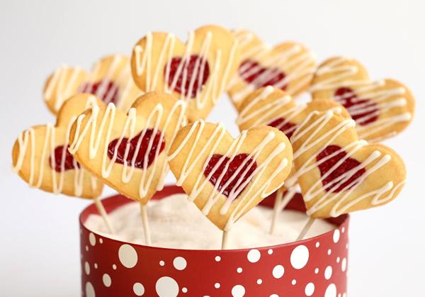 Immagini di Cuori - Biscotti a forma di Cuore