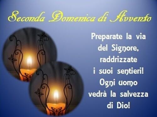 """"""".....Preparate la via del Signore, raddrizzate i suoi sentieri. Ogni uomo vedrà la salvezza di Dio!"""""""